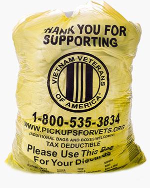 Fill a Bag for a Vet | pickupsforvets org