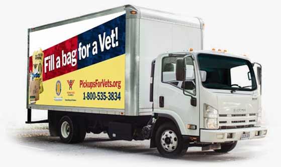 Fill A Bag For A Vet Pickupsforvets Org